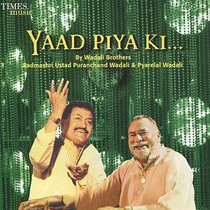 Image for 'Yaad Piya Ki Aaye'