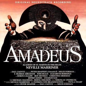 Image for 'Amadeus Soundtrack'