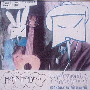 Imagen de 'Unprofessionelle Musik'