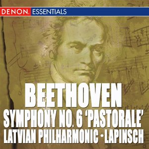 """Image for 'Beethoven: Symphony No. 6 """"Pastorale""""'"""