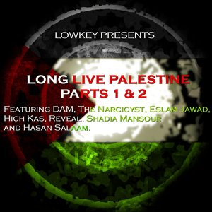 Image for 'Long Live Palestine Parts 1 & 2'