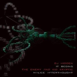 Image for 'KSHEEPV001 - DJ Hidden - It Begins (Side A)'