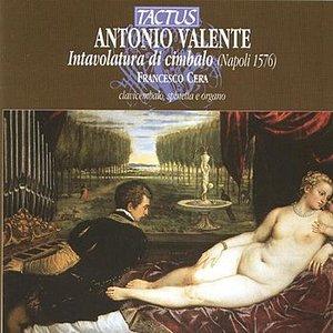 Image for 'Valente: Intavolatura di cimbalo'