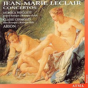 Image for 'Leclair: Concerti'
