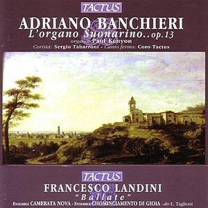 Image for 'L'organo Suonarino ... Op.13: Bizzaria del I Tono, col Flauto in VIII (1622)'