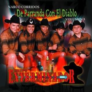 Image for 'Narco Corridos, Vol. 3 : De Parranda Con El Diablo'