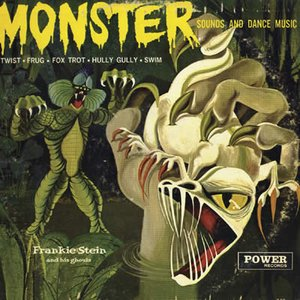 Image pour 'Monster Sounds And Dance Music'