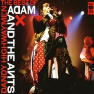 Image for 'Dandy Highwaymen: the Best of Adam and the Ants'