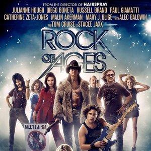 Image for 'Julianne Hough, Diego Boneta, Tom Cruise & Mary J. Blige'