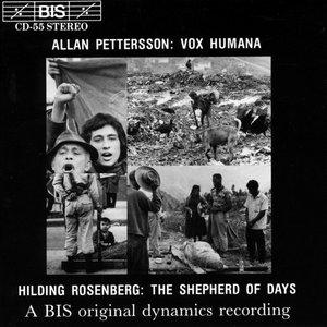 Image for 'Pettersson: Vox Humana / Rosenberg: Dagdrivaren'