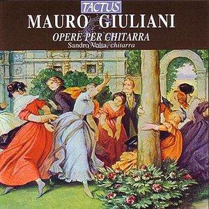 Imagen de 'Muaro Giuliani: Opere Per Chitarra'