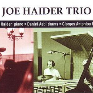 Image for 'Joe Haider Trio'