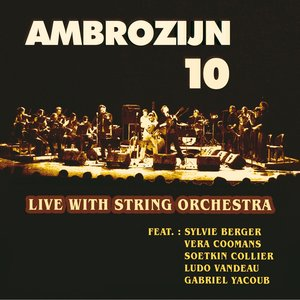 Image for '10 Live with String Orchestra'