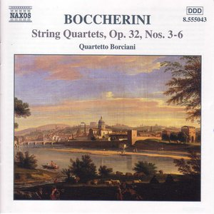 """Boccherini: String Quartets Op. 32, Nos. 3-6""的图片"