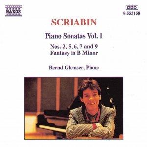 'SCRIABIN: Piano Sonatas, Vol.  1'の画像