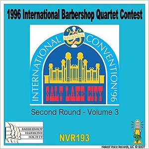 Image for '1996 International Barbershop Quartet Contest - Second Round - Volume 3'