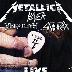 Image for 'The Big 4: Live From Sofia, Bulgaria'