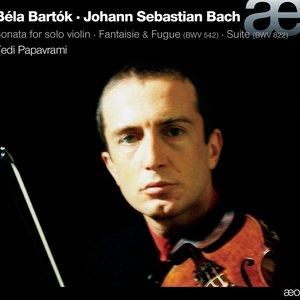 Image for 'Bartok & Bach: Sonata for Solo Violin - Fantaisie & Fugue - Suite'