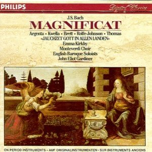Image for 'Cantates, Magnificat BWV 243'