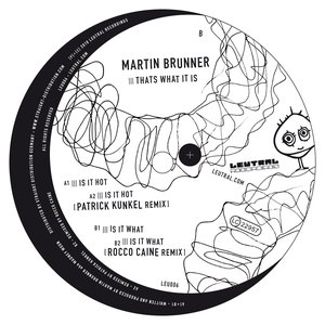 Image for 'Martin Brunner - Is It What (Rocco Caine Remix)'