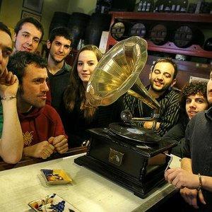 Image for 'The Gramophone Allstars'