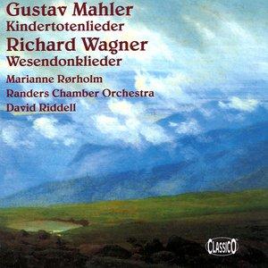 Bild för 'Mahler: Kindertotenlieder - Wagner: Wesendoncklieder'