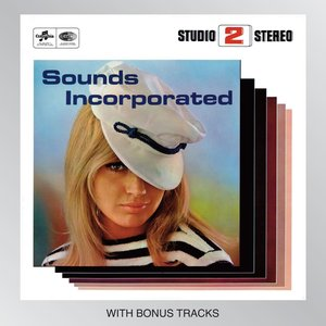 Image for 'Sounds Incorporated - Studio TWO Stereo'