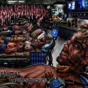 Bild für 'Inhuman Grotesqueries'