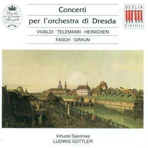 Image for 'Concertos - Vivaldi, A. / Telemann, G.P. / Fasch, J.F. / Graun, J.G.'