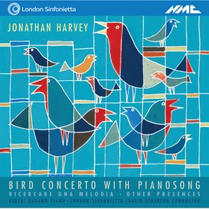 Image for 'Harvey: Bird Concerto with Pianosong'