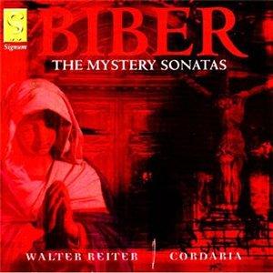 Image for 'Biber: The Mystery Sonatas'