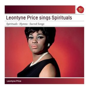 Image pour 'Leontyne Price sings Spirituals'