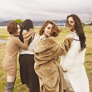 Image pour 'Brown Eyed Girls'