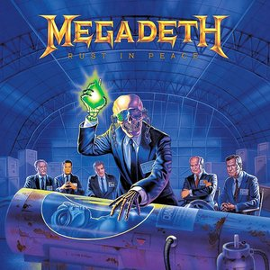Image pour 'Rust In Peace'