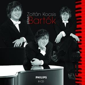 Image for 'Kocsis Plays Bartók'