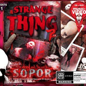 Image for 'A Strange Thing 2 Say'