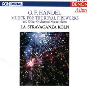 Image for 'Handel: Musick for the Royal Fireworks'