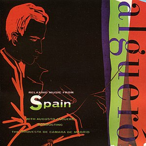 Image for 'Modern Pasodobles - Relaxing Music from Spain'