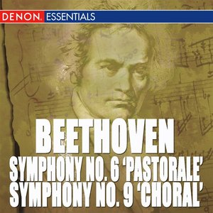 """Image for 'Beethoven - Symphony No. 6 """"Pastorale"""" & No. 9'"""