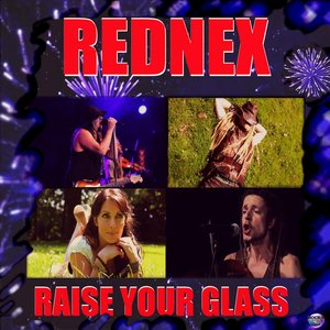 Image for 'RAISE YOUR GLASS (RADIO MIX)'