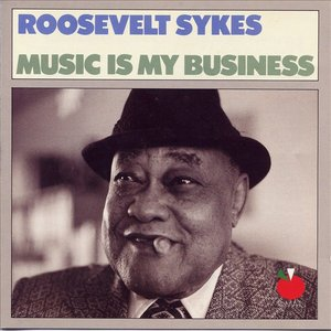 Image for 'Music Is My Business'