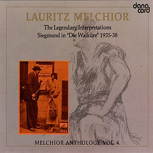 Image for 'Lauritz Melchior Anthology Vol. 4'