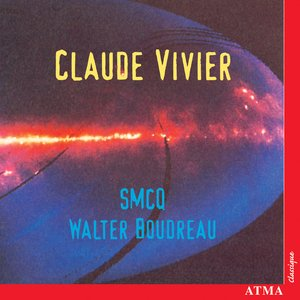 Image for 'Vivier: Bouchara / Greeting Music / Wo Bist Du Licht!'