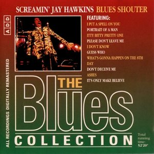 Immagine per 'The Blues Collection 62: Blues Shouter'