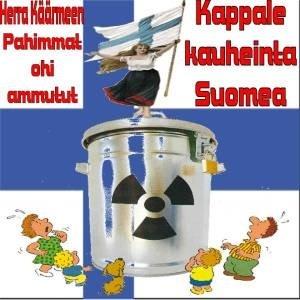 Bild för 'Kappale kauheinta Suomea (Herra käärmeen pahimmat ohi-ammutut)'