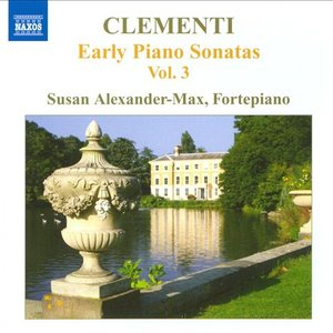 Image for 'Clementi, M.: Early Piano Sonatas, Vol. 3'