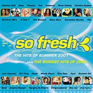 Image pour 'So Fresh Hits of Summer 2001'