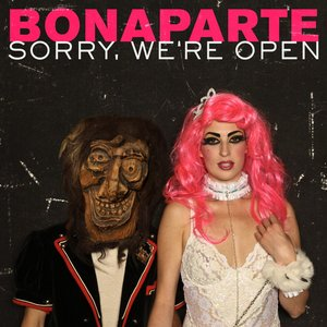 Immagine per 'Sorry We're Open'