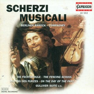 Image for 'Chamber Music (17Th-18Th Centuries) - Fischer, J. / Telemann, G.P. / Fux, J.J. / Marais, M. / Schmelzer, J.H.'