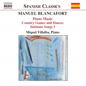 Image for 'BLANCAFORT: Complete Piano Music, Vol. 2'